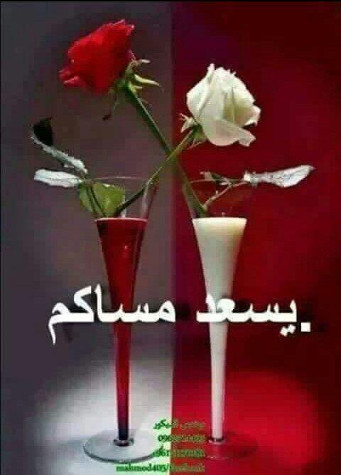 يسعد مساكم Good Evening Greetings Good Morning Greetings Greetings
