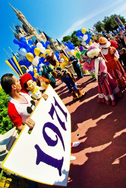 Walt Disney World 40th Anniversary Trip Report (800+ photos!)