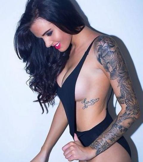 20 modèles sexy pour un tatouage féminin sur le bras