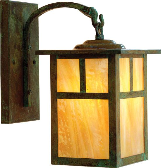 Arroyo Craftsman MB-15 Mission Craftsman Outdoor Wall Sconce ...