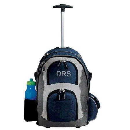 personalized rolling backpacks!  6ee5f48b44d91