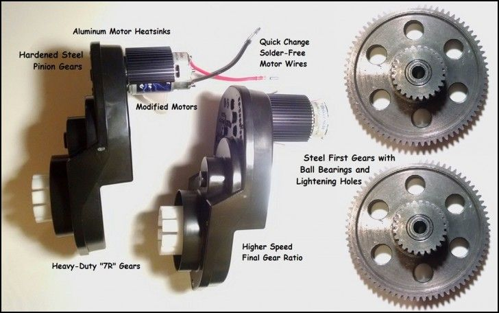 Power Wheels Jeep Hurricane Gearbox Power Wheels Jeep Power