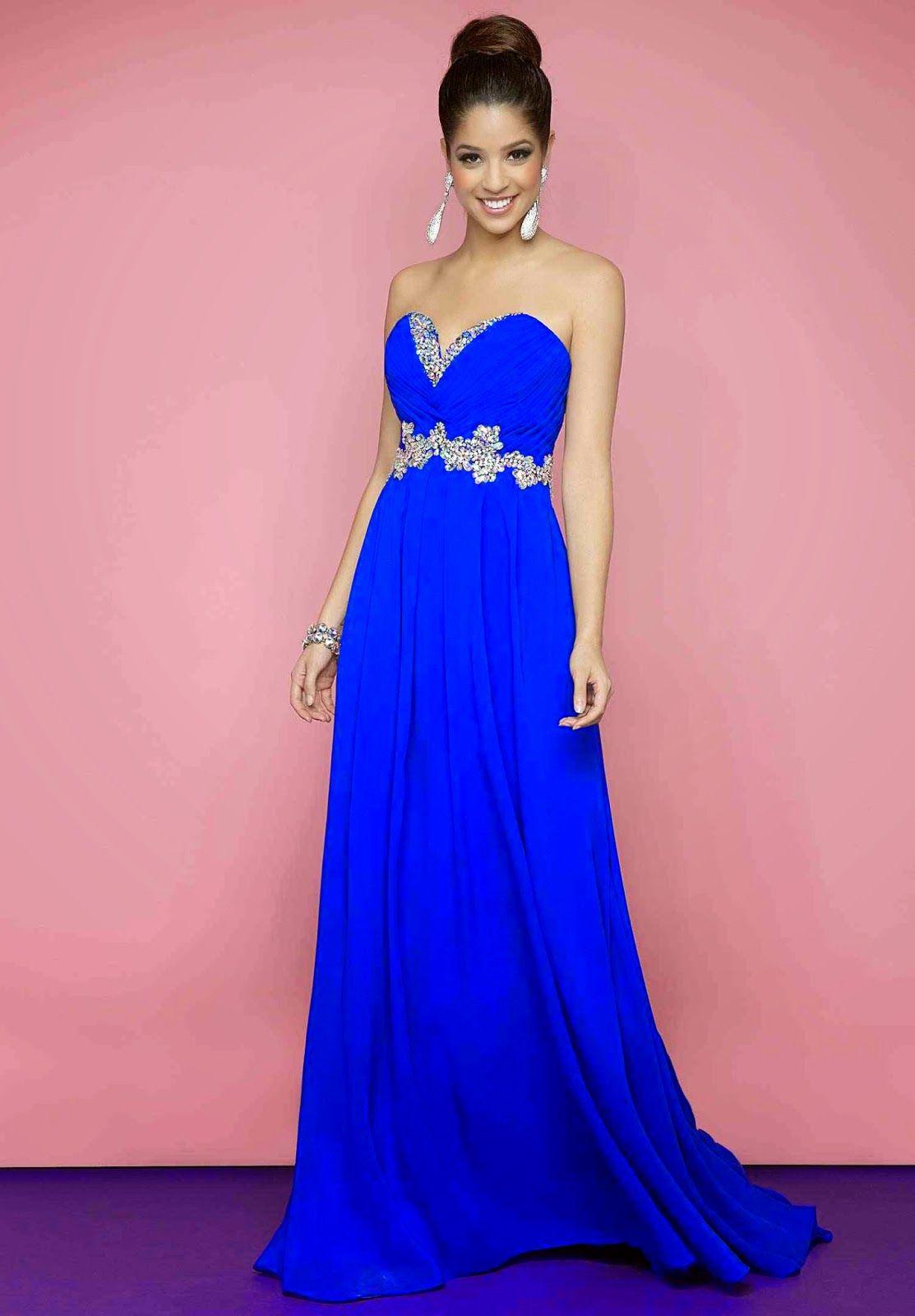 Estupendos vestidos de fiesta | Moda y Tendencias | ropa | Pinterest ...