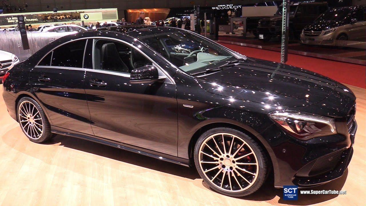 2018 Mercedes Benz Cla 250 Sport Exterior Interior Walkaround