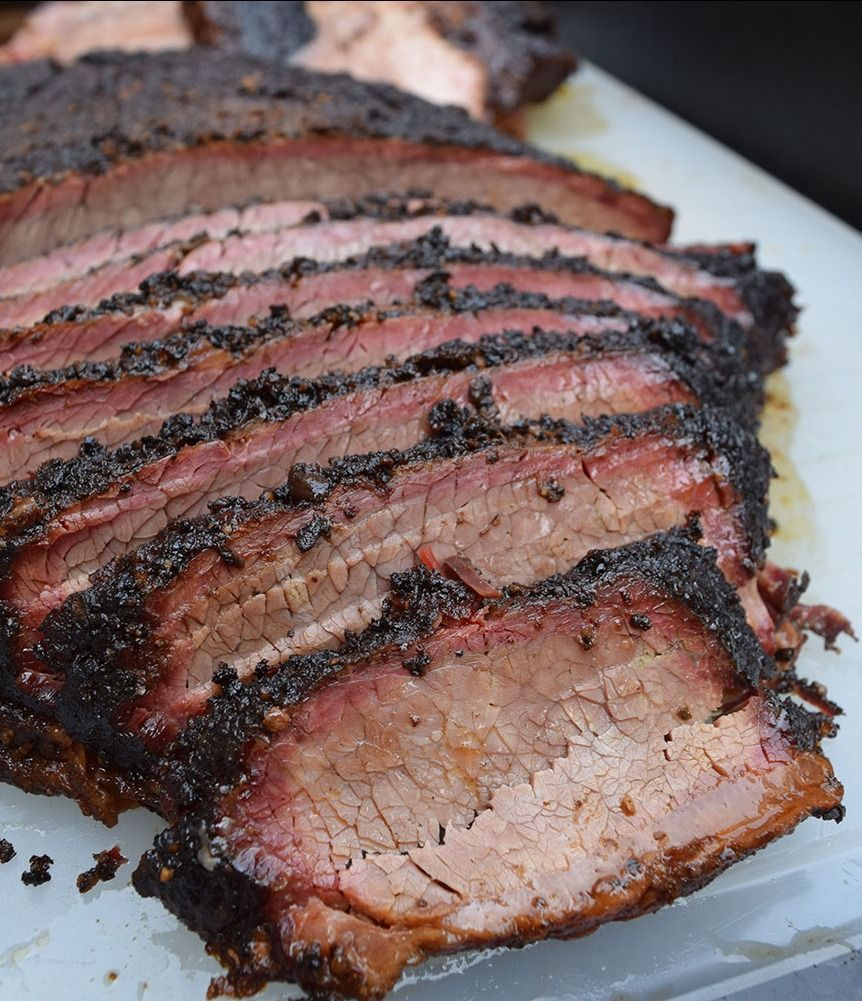 How to smoke a brisket in an electric smoker beef