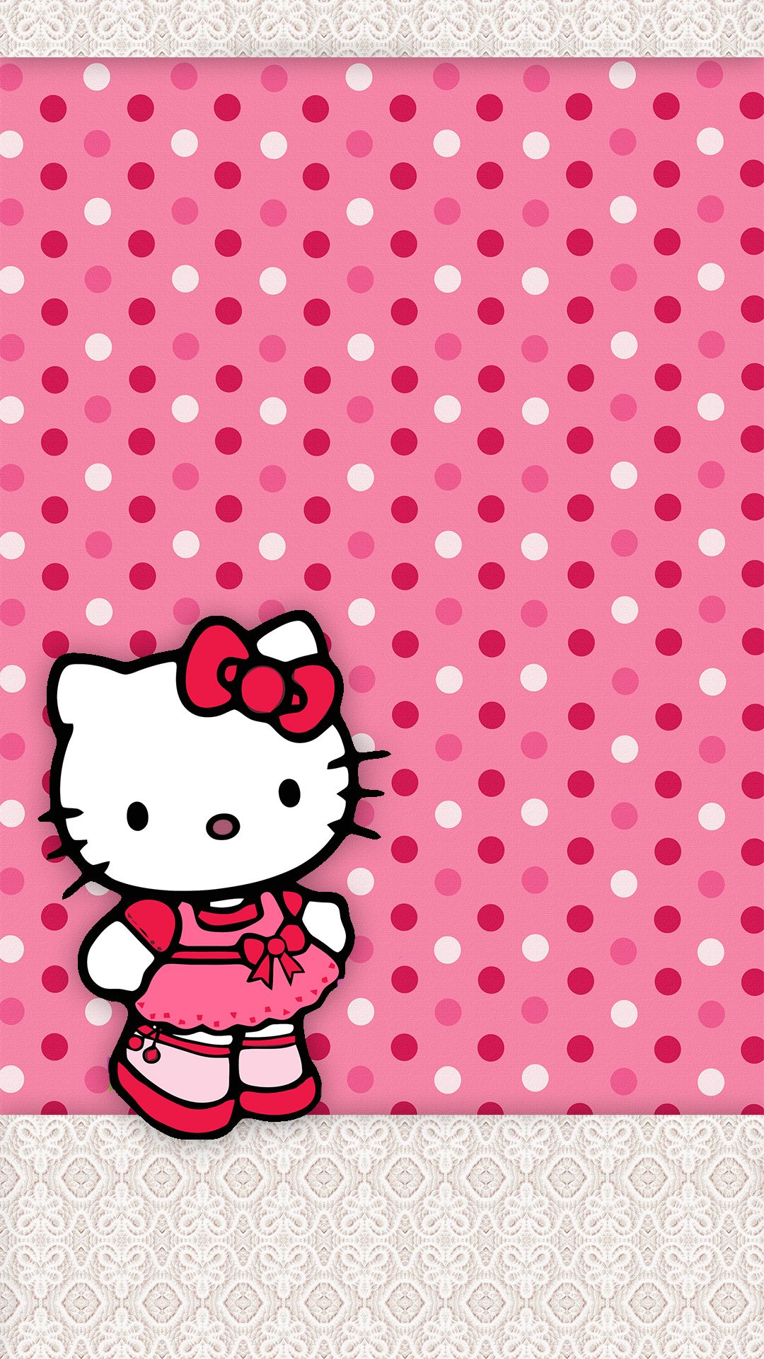 HK.jpg 1,080×1,920 pixels HELLO KITTY Pinterest
