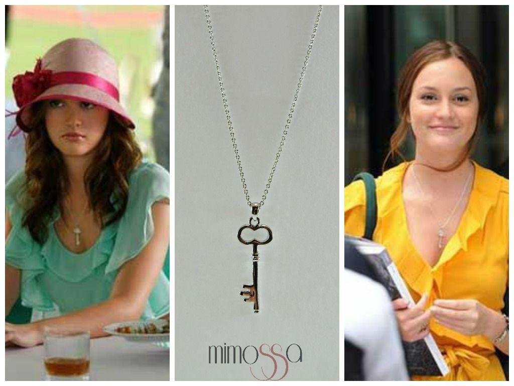 Colgante llave Leighton #mimossa