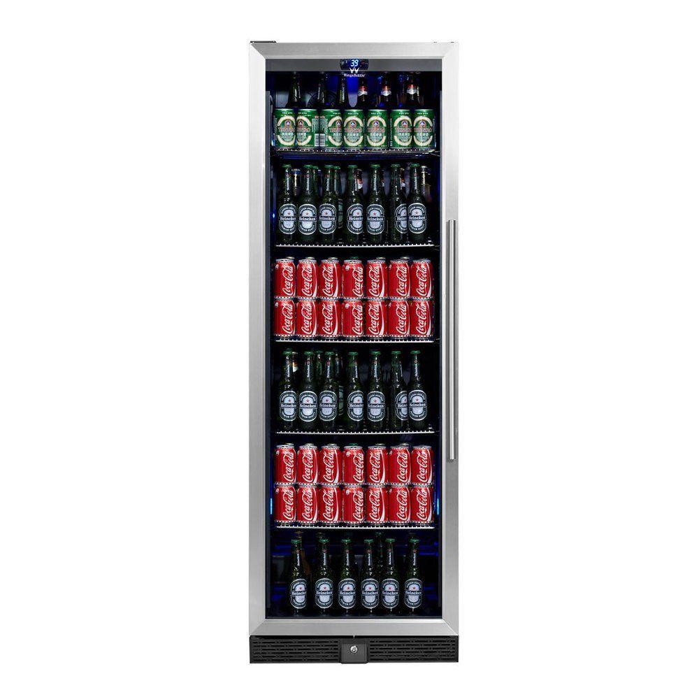 Description This High Capacity Display Beer Refrigerator Is Perfect For Your Bar Or Restaurant Beverage Refrigerator Built In Beverage Cooler Beverage Center