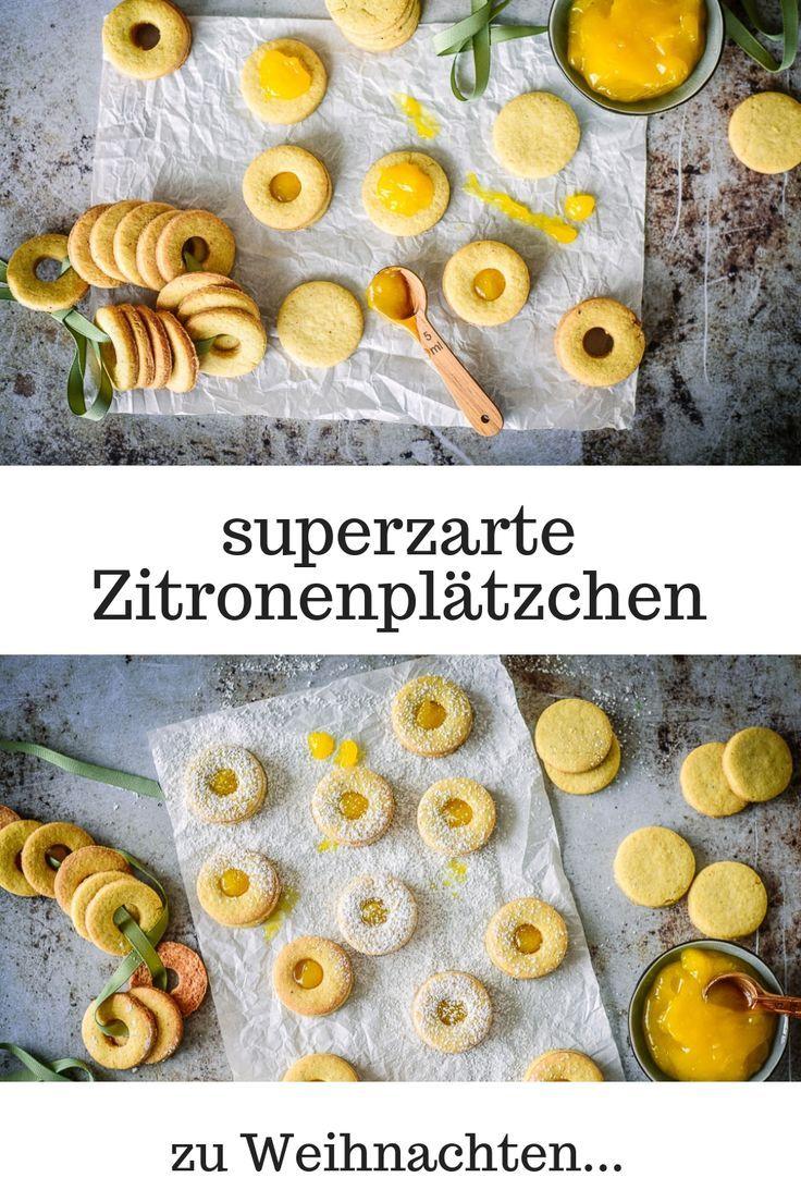 Einfaches Rezept für zarte Mürbeteig Plätzchen | So gelingen sie perfekt