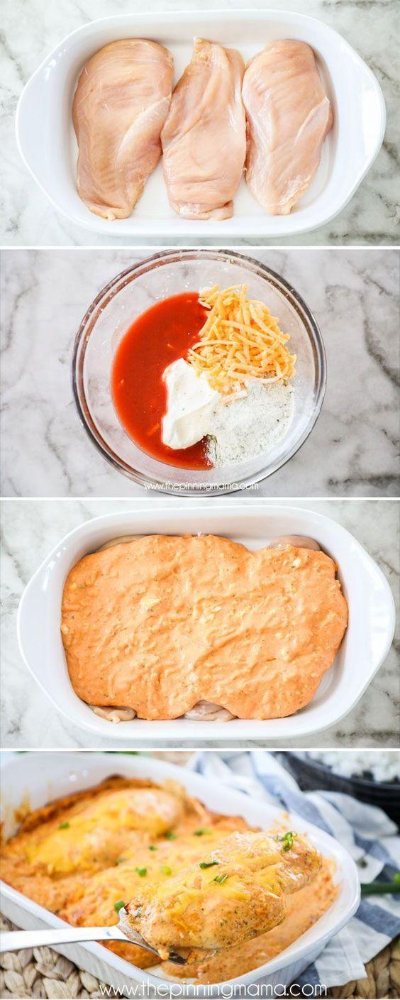 Recipe asian casserole