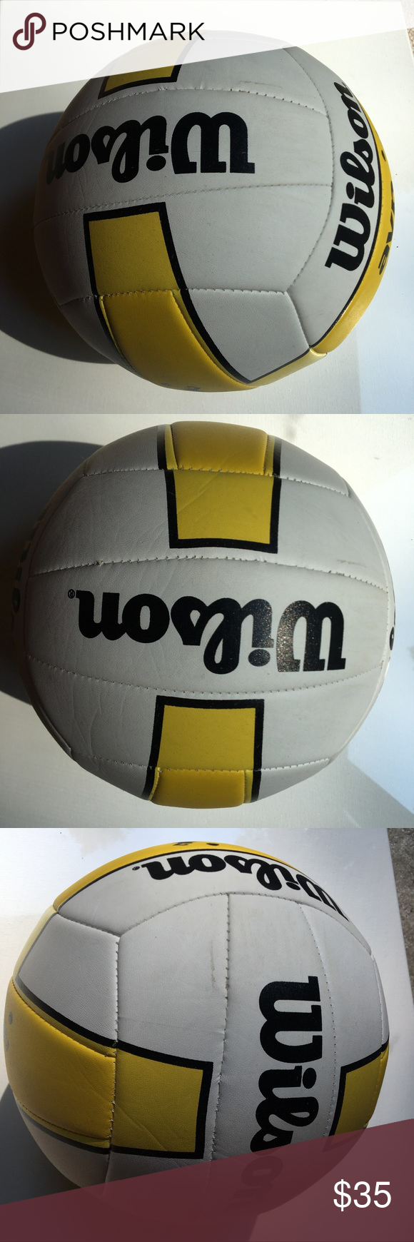 Wilson Volleyball Wilson Volleyball Volleyball Really Cool Stuff