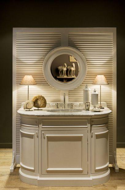 meuble salle de bain flamand