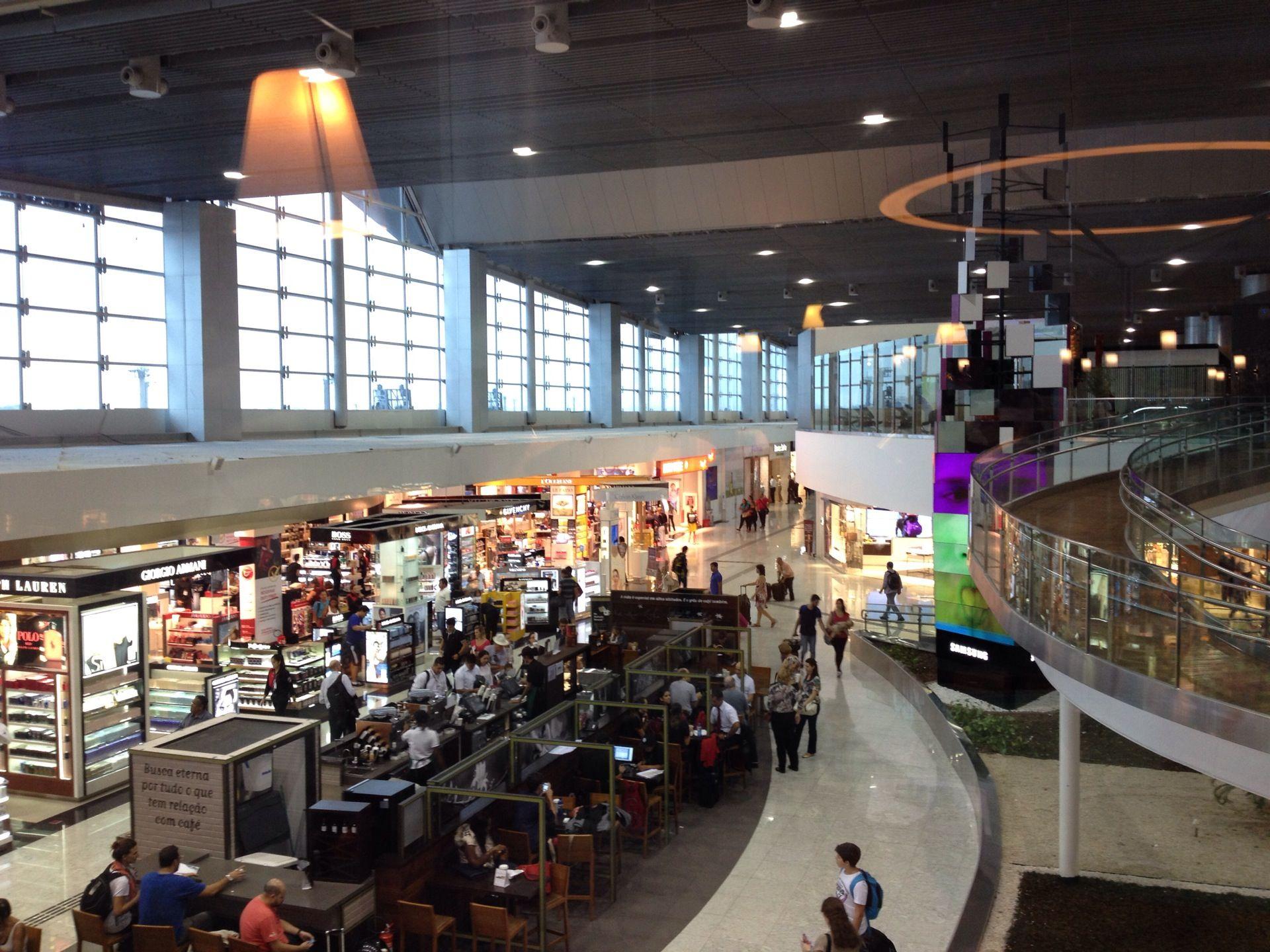Aeroporto Sp : Aeroporto internacional de são paulo guarulhos gru en