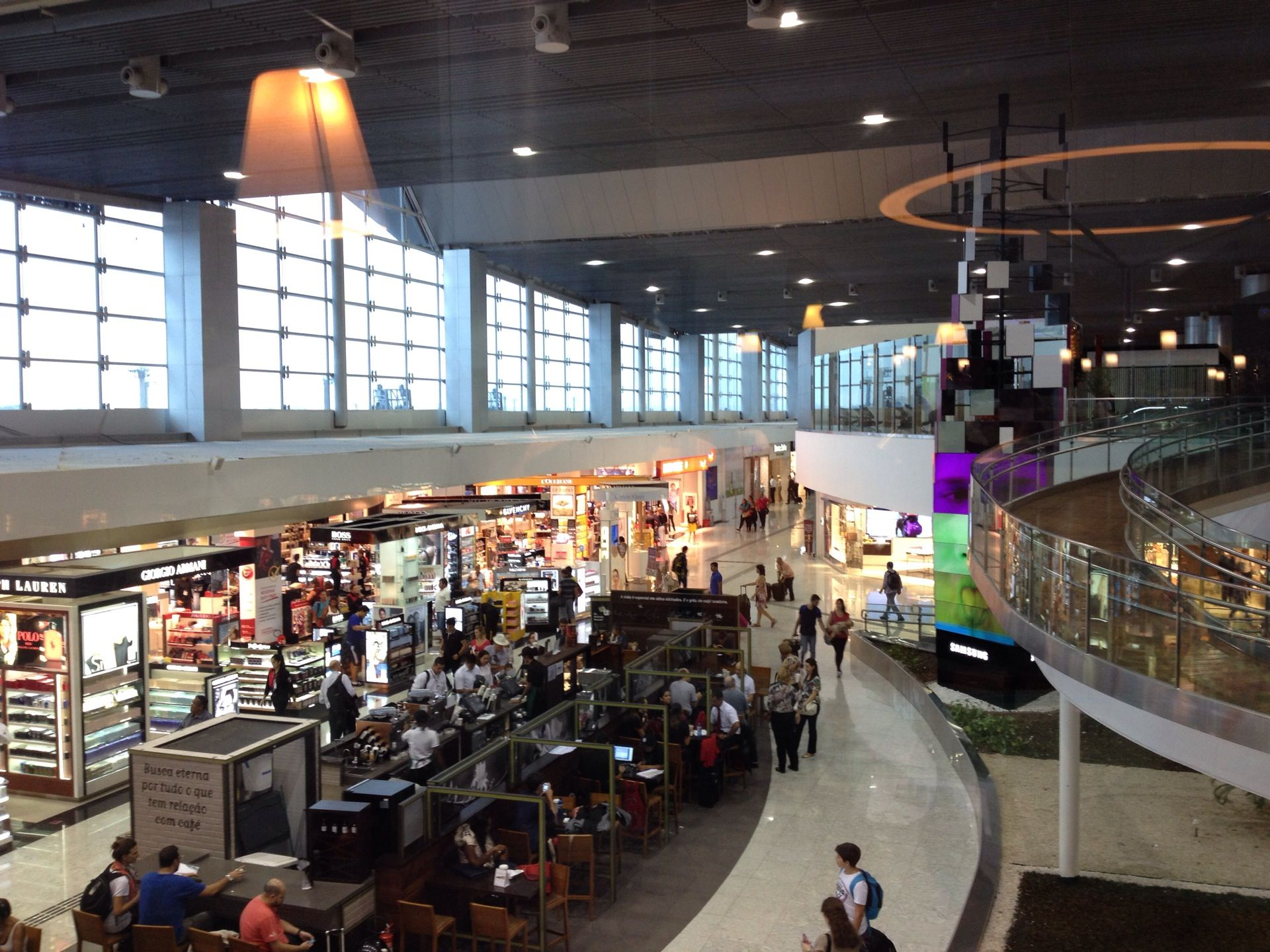 Aeroporto Gru : Aeroporto internacional de são paulo guarulhos gru en