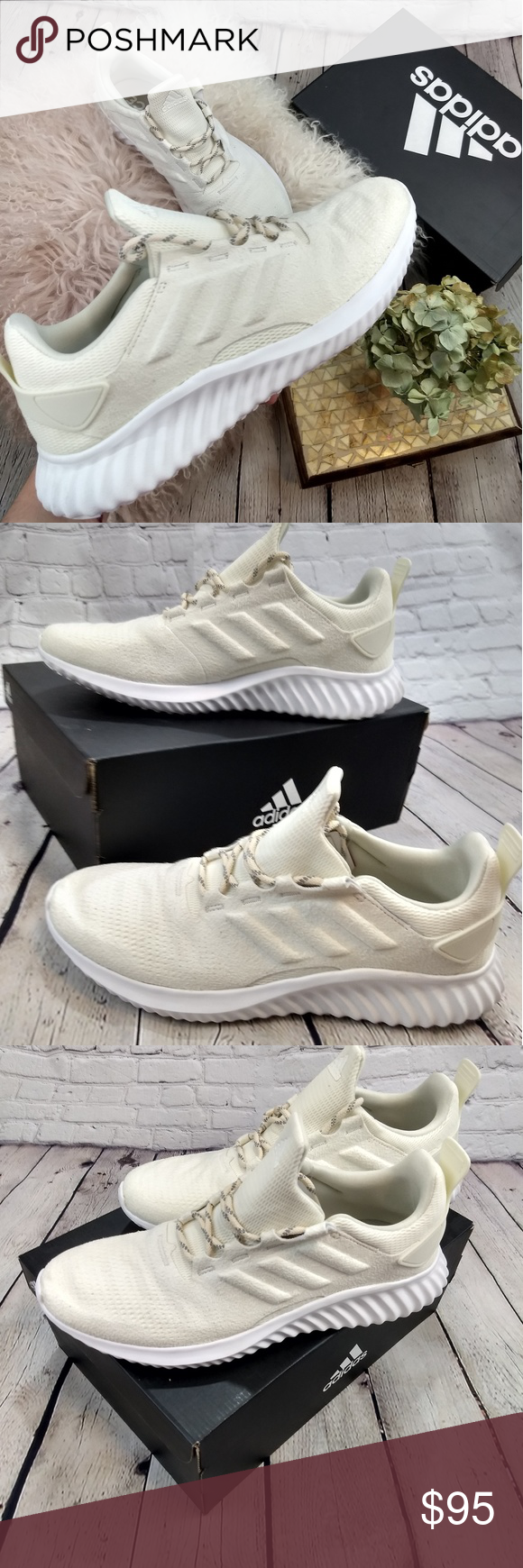 4f1104cc0 Adidas NIB Alphabounce CR m Sneakers Ash Pearl Bran new in box Adidas  Alphabounce sneakers in Ash Pearl. ~Men s size 10 (Women s size 11.5) ~New  in box