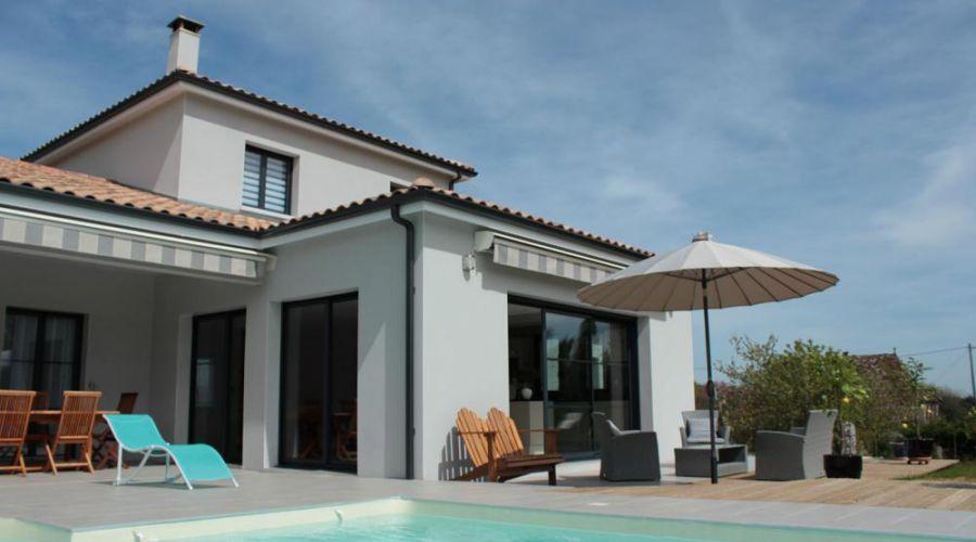 La maison Bastide contemporaine | IGC Construction | Maison