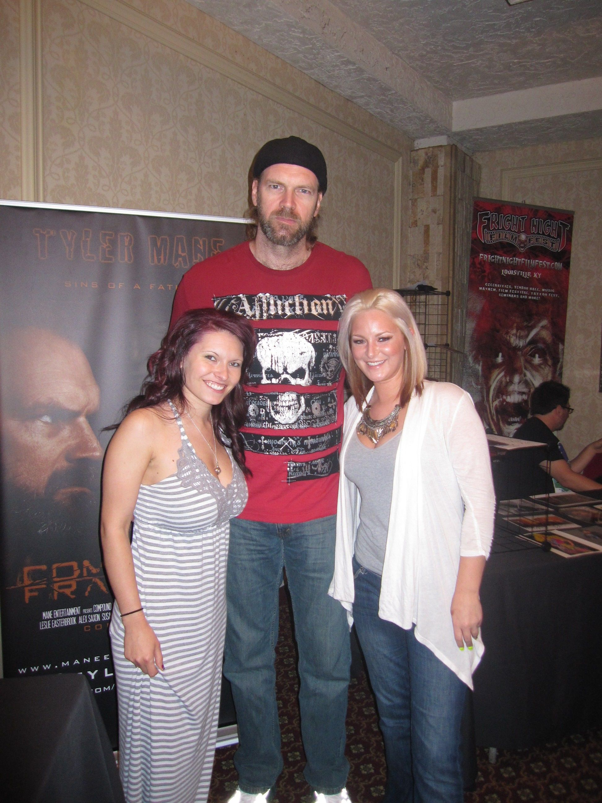 tyler mane, michael myers rob zombie's halloween and devils rejects