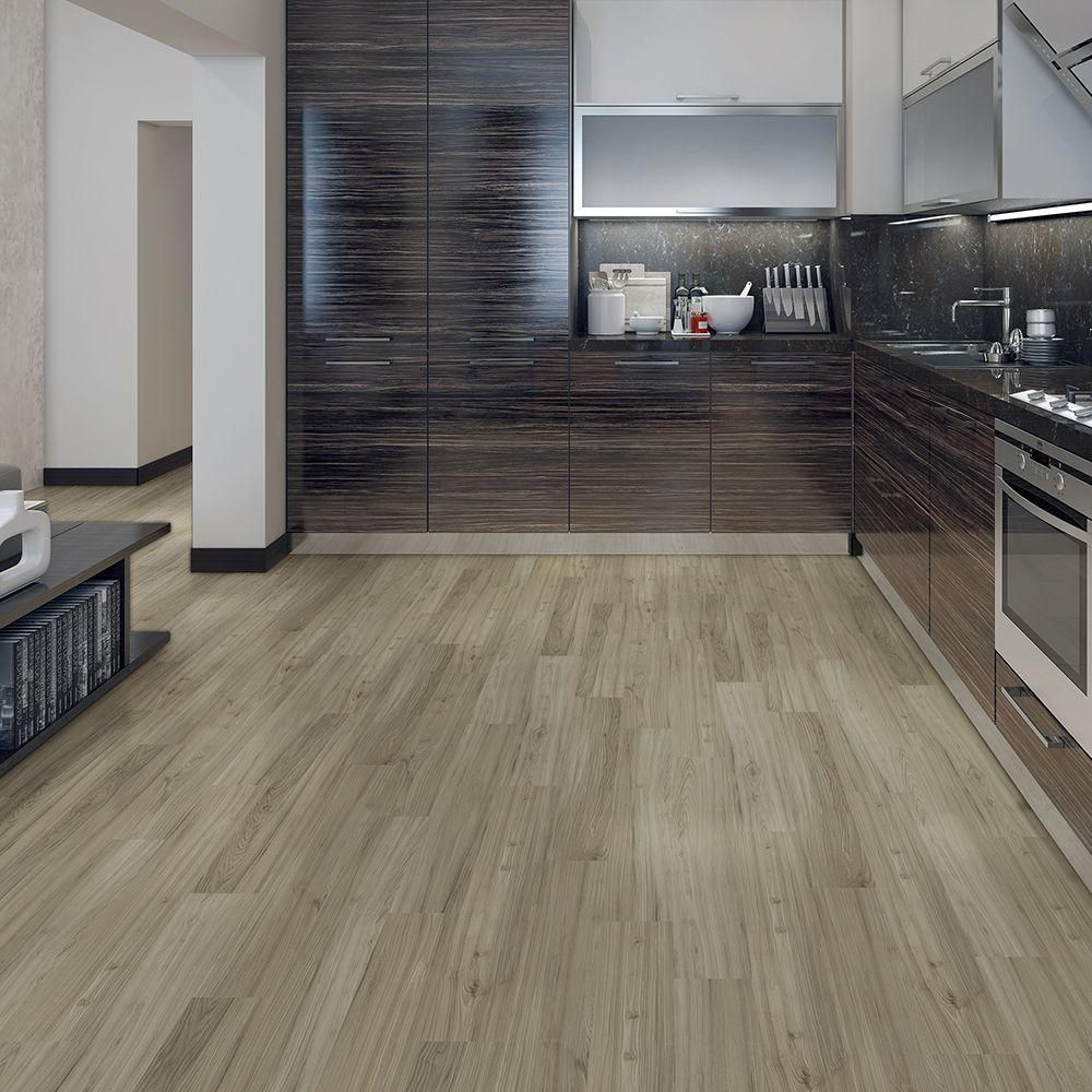 Added this Allure Vinyl Plank DIY Flooring to my Wishlist  It s Forest Hewn Elm Available exclusively at The Home Depot