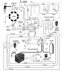 Sears Garden Tractor Wiring Diagram