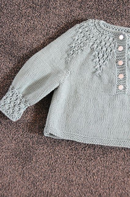 Ravelry: Project Gallery for Knitted Smock for 3 months pattern by ...
