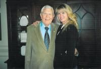 Ostrow Andy Griffith S Denver Based Daughter Dixie Reflects On Life With Dad Andy Griffith Old Hollywood Stars The Andy Griffith Show