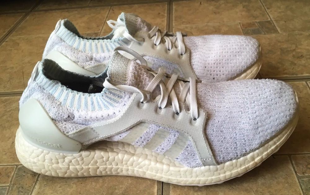 the latest ba59c 269ce Adidas UltraBOOST X PARLEY Light Ice Blue Running Shoes BY2707 Women Size  8.5 fashion clothing shoes accessories womensshoes athleticshoes  (ebay link)