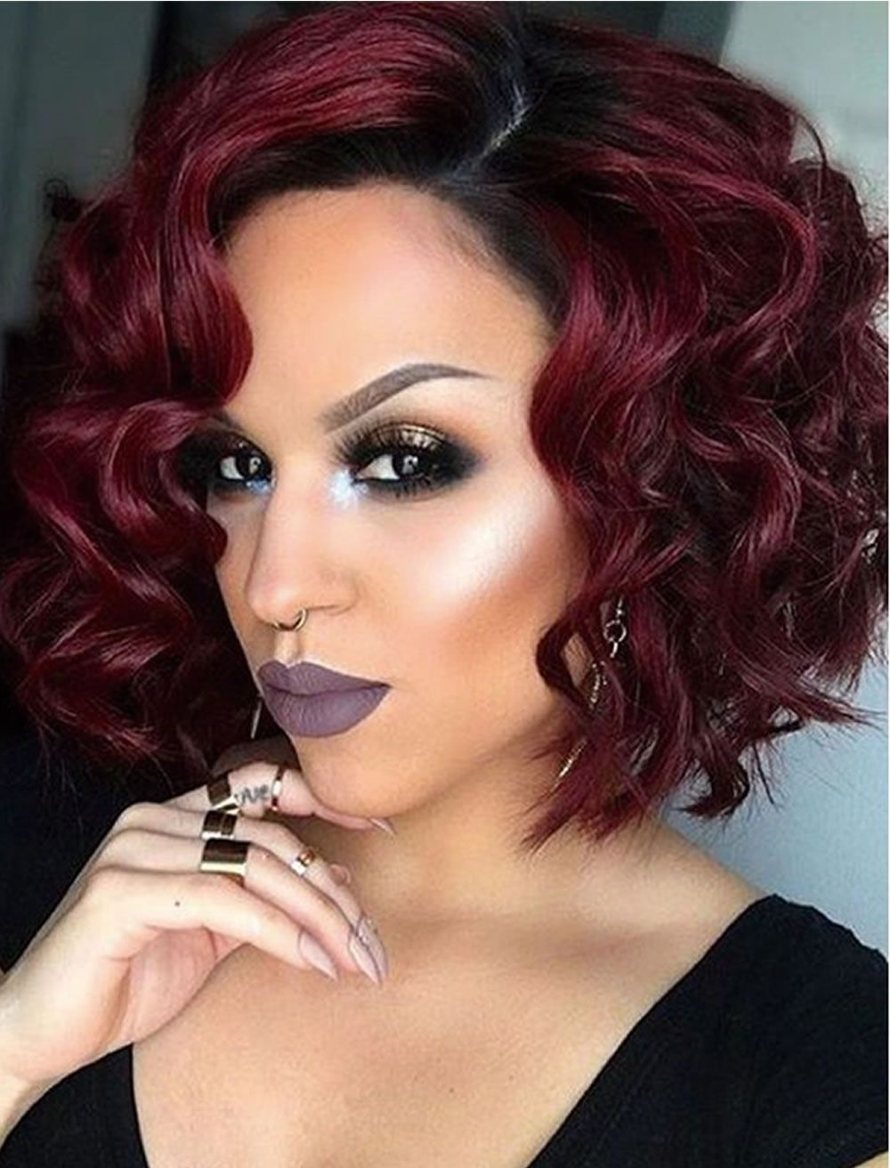Trendy hair color new funky women hair color ideas u styles