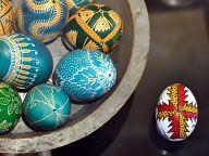 Писани яйца от Светла Ракшиева