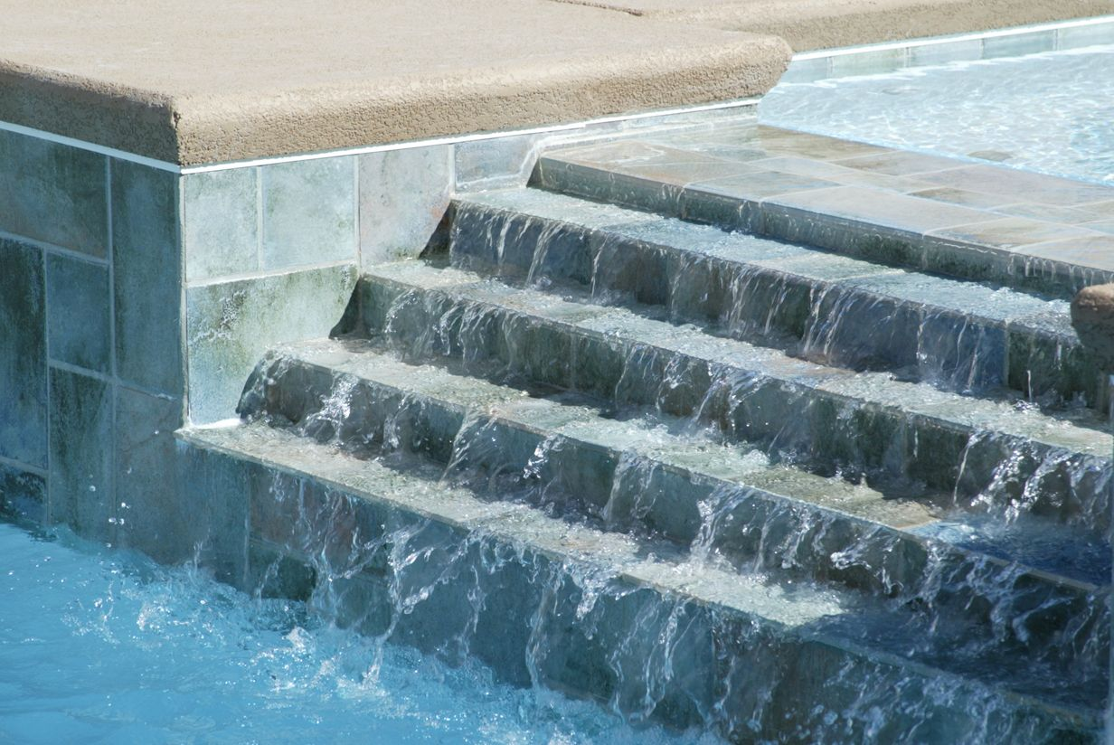 Small Pool Designs Our Showroom Las Vegas Swimming Pool Designs Lagunapoolandspa Com Laguna Pools Pool Tile Pool