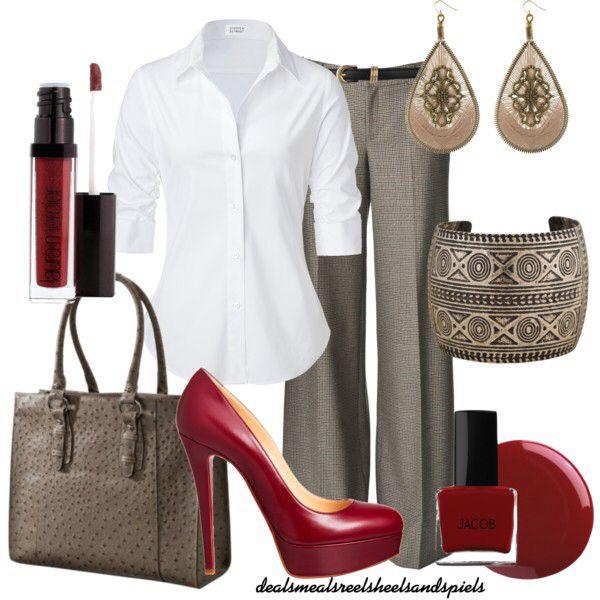 Zapatos Ropa Carteras Bolsos Accesorios Moda Mujer Femenino Fashion Cute Work Outfits Fashionista Trend