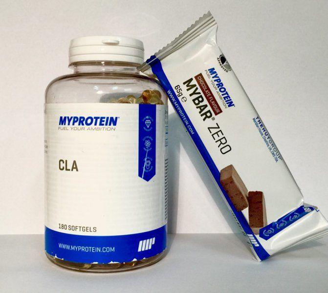 Chci zhubnout MYPROTEIN CLA 1000mg | wish list