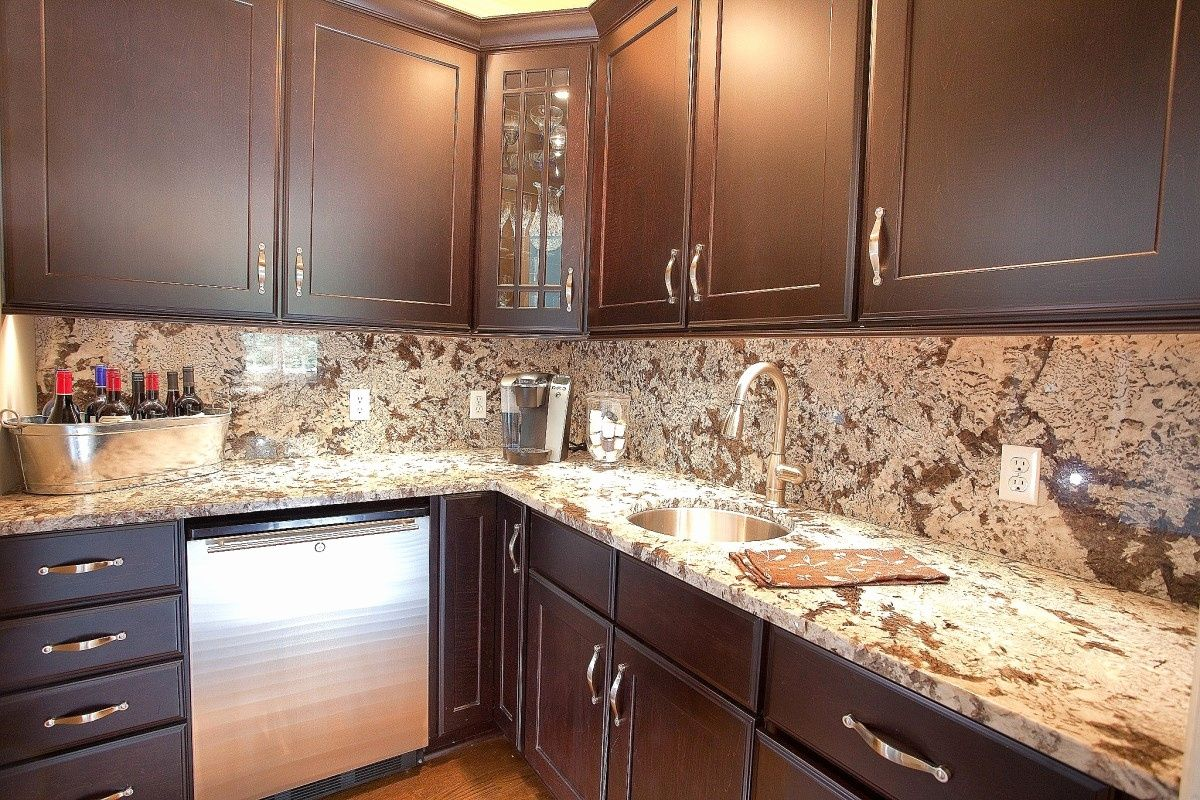 Elegant 50+ Backsplashes For Kitchens With Granite Countertops   Best Kitchen Cabinet  Ideas Check More At Awesome Design