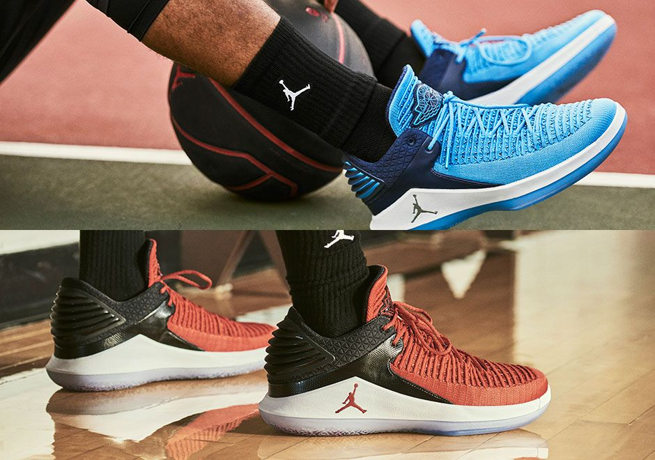 "#sneakers #news Air Jordan 32 Low ""Win Like Mike"" Collection Honors UNC"