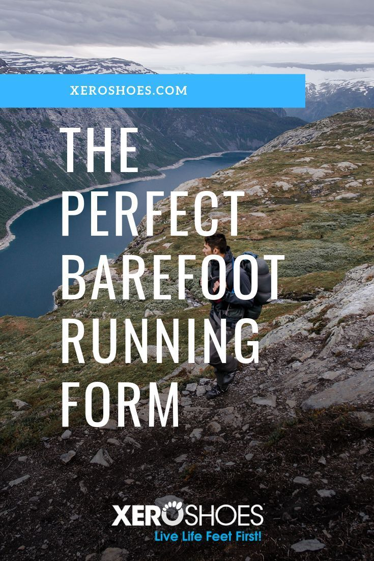 Barefoot running encourages natural movement. Many wonder what is the best form? If you are a beginn...