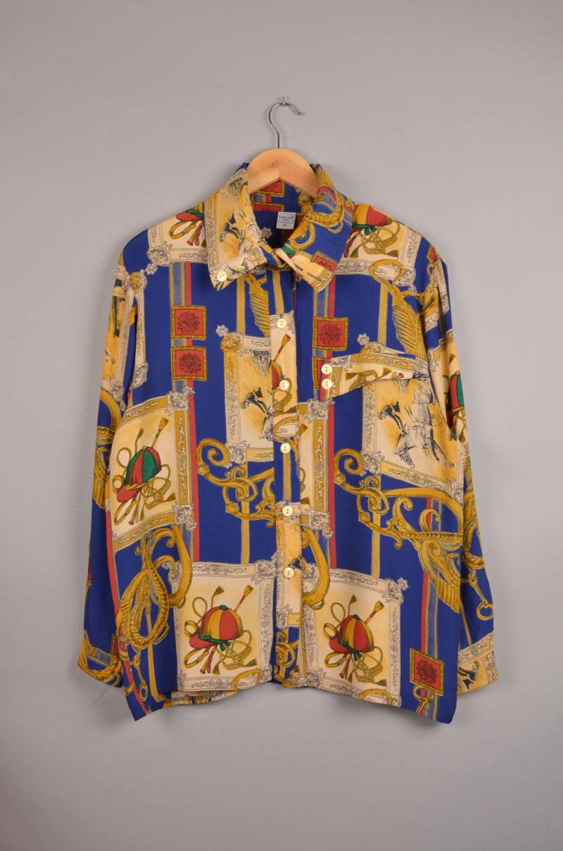 90s Pattern Shirts Custom Decoration