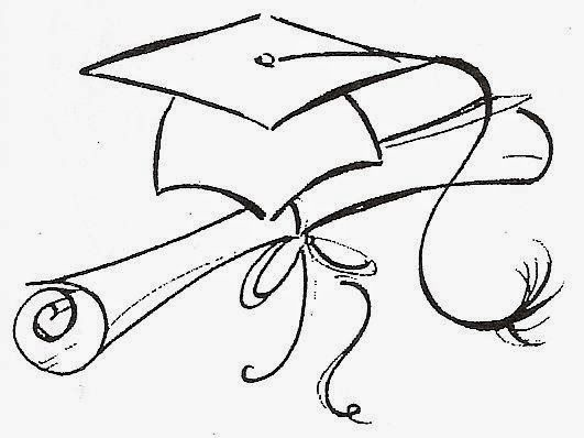 Dibujos y Plantillas para imprimir: Tarjetas de Graduacion ...