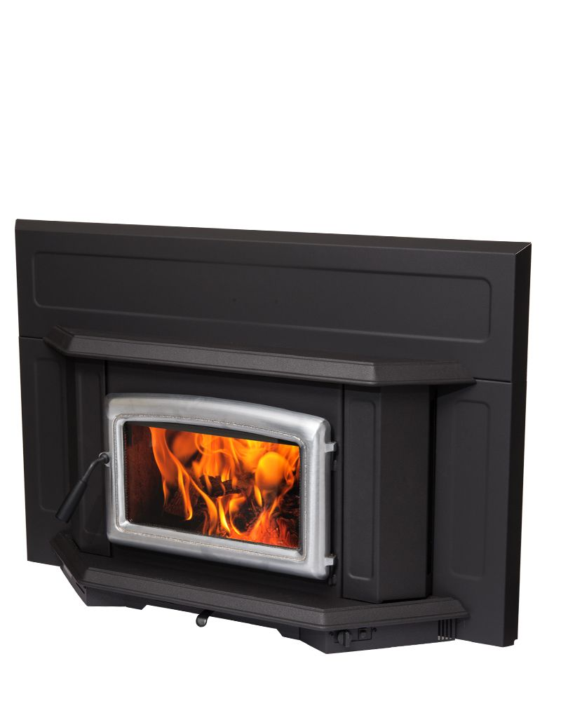 Pacific Energy Super Wood Insert Wood Fireplace Inserts