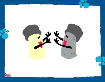 blues clues mr salt and mrs pepper. Blues Clues · Mr. Salt And Mrs. Pepper Mr Mrs