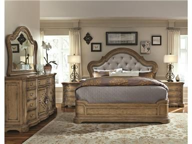 Shop For Pulaski Furniture Montrose 6/6 Uph Headboard, 696180, And Other  Bedroom