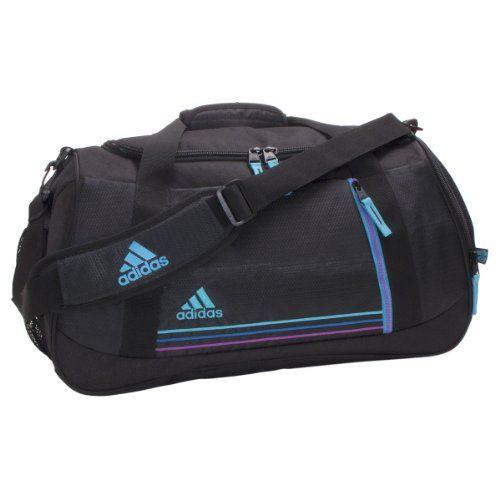 new product b1b2b 68ccf adidas Women s Squad Duffel Bag, One Size 10 3 4 x 20 x 9 3 4-Inch, Blaze  Pink Ultra Pop Pink Ultra Bright Pink Zest Amazon Sports   Outdoors   Useful