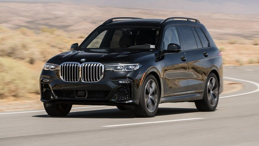 Review What To Know About The 2019 Bmw X7 Luxury Suv Bmw X7 Luxury Suv Bmw