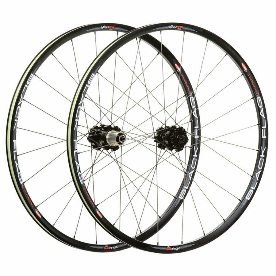 Sun Ringle Black Flag Expert 27 5 Black Wheel Set 844171048368 Ebay Ad Ad Flag Expert Black Black Flag Ebay Black Wheels