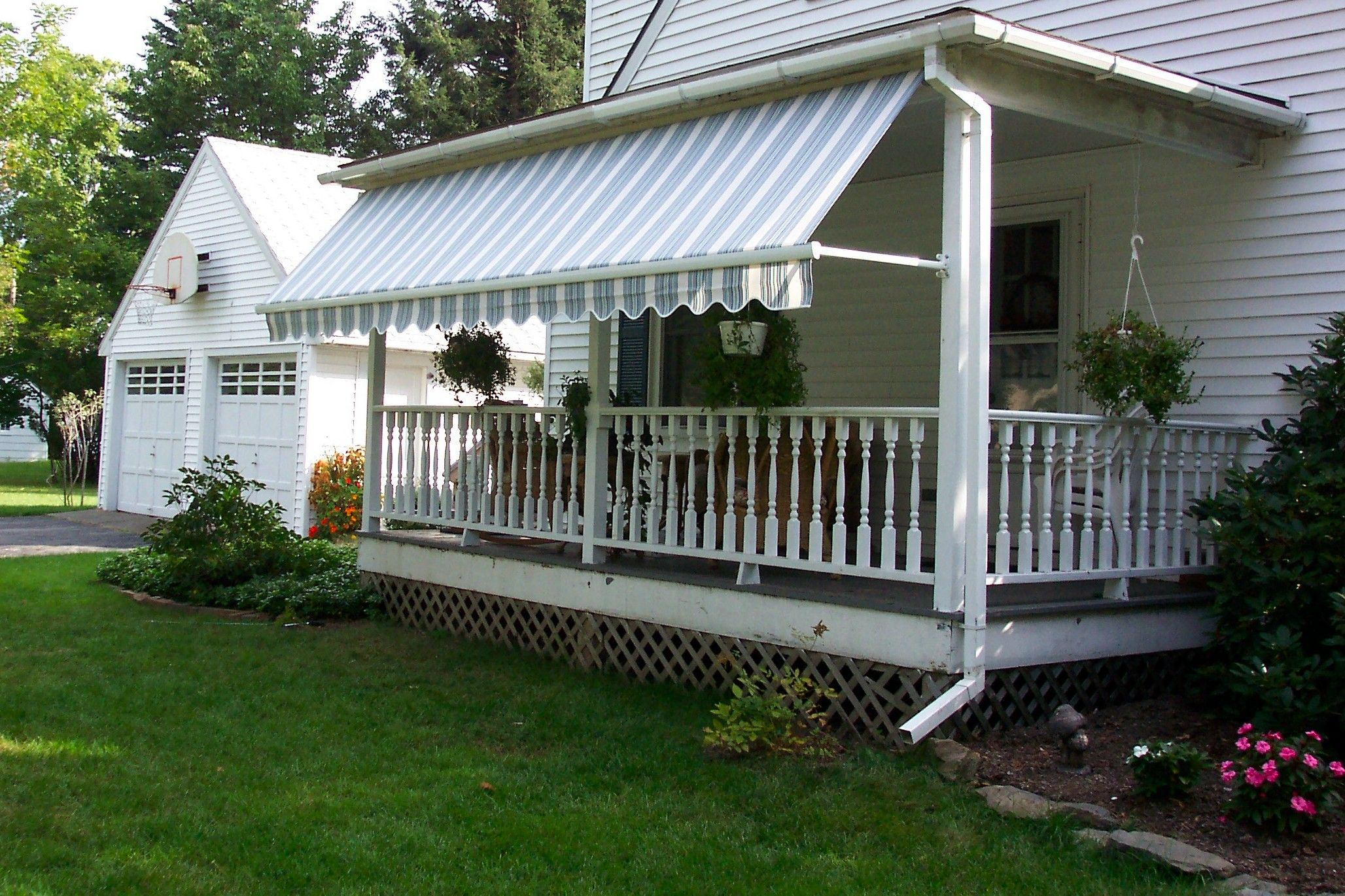window awnings exterior pictures