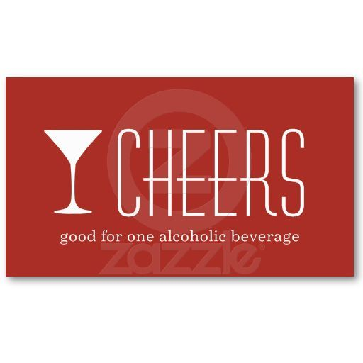 Drink bubbles cheers cocktail beverage ticket gray Cheer - entry ticket template