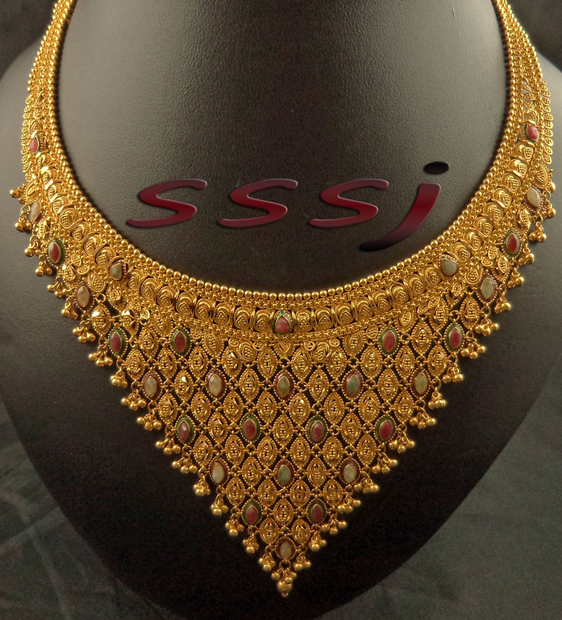 Best Of Latest Designs Of Necklace | Jewellry\'s Website