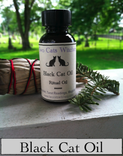 Black Cat Oil has been used in rituals for reversing bad