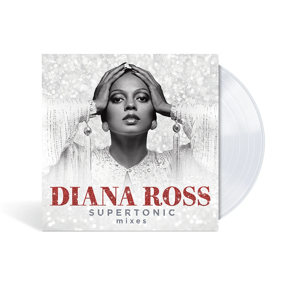 Supertonic Mixes Limited Edition LP   Diana ross, Classic songs ...