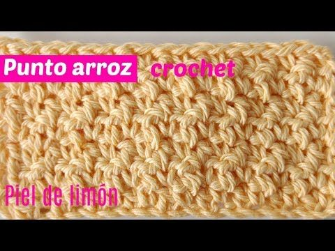 YouTube | Bufandas | Pinterest | Tejer punto, Cómo tejer y Limon