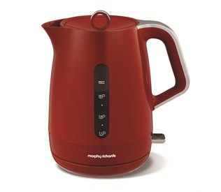 Chroma Red Plastic Jug Kettle| Electric
