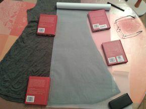 1-Dupliquer un vêtement du commerce à ma façon – Nine Couture